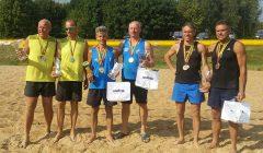 Paplūdimio tinklinio čempionato laurus skynė rokiškėnai ir kupiškėnai