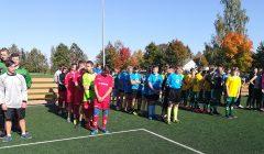Futbolo turnyro LSDP Kupiškio rajono skyriaus taurėms laimėti nugalėtoja – Alizavos pagrindinės mokyklos komanda