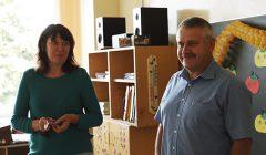 Kupiškio P. Matulionio progimnazija pasitinka Kupos pradinės mokyklos pirmokus