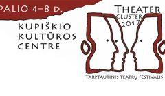 Didžiulis teatrų festivalis sujungė tris rajonus