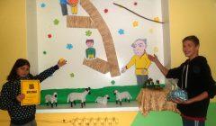 Alizavos mokykloje – 100 lietuviškų pasakų herojų