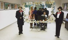 Kupiškio meno mokyklos Dailės skyrius sugrįžo į senąsias savo patalpas