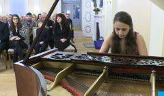 Rokiškio krašte koncertavo garsi Rumunijos pianistė ir Čekijos vargonininkas