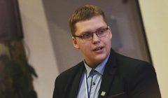 Domantas Šinkūnas – naujas Rokiško rajono mokinių tarybos prezidentas