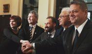 Rokiškio, Kupiškio, Anykščių, Pasvalio ir Biržų verslininkai pasirašė Jungtinės veiklos sutartį