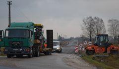 Baigtas remontuoti kelias į Naivius