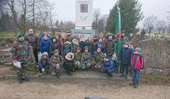 Lietuvos kariuomenės dienai kupiškėnai restauravo Laisvės paminklą