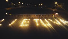 Degino žvakutes Kupiškio krašto partizanams