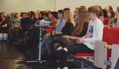 Rokiškėnų konferencinė diskusija: daugiau bendrausi, daugiau žinosi