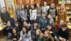 Alizavos, Skapiškio ir Subačiaus mokiniai į mokyklos gyvenimą žvelgia ir pro objektyvą