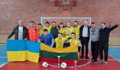"Komanda FC ""Kupiškis"" – rajono salės futbolo turnyro nugalėtoja"