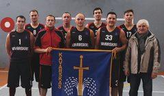 Kavarsko krepšininkai namo parvežė pirmo etapo pergalę