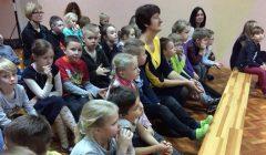 Rokiškio rajono tarybos narys vaikams kalbėjo apie korupcijos blogį