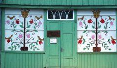 """Duris atvėrė Kupiškio liaudies meno studijos """"Židinys"""" galerija"""