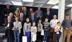 Anykščiai pagerbė 2017-ųjų geriausius rajono atletus ir jų trenerius