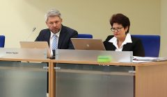 Praėjusiame Rokiškio rajono tarybos posėdyje vandens išgerta daugiau nei paprastai