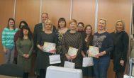 Diplomai ir prizai – Rokiškio TVŽŪ siuvėjų konkurso nugalėtojoms