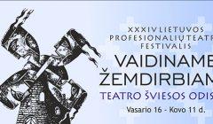 """Festivalį """"Vaidiname žemdirbiams-2018"""" įrėmina Lietuvai svarbios datos"""