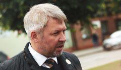 """""""Būna ir taip"""" – sakė Rokiškio rajono meras Antanas Vagonis"""