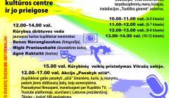 Lietuvos valstybės atkūrimo 100-mečiui skirti renginiai