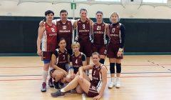 Latvijos ir Lietuvos moterų krepšinio mėgėjų lygos trečiame ture kupiškietės užėmė antrą vietą