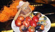 Į Alizavos kultūros padalinį – dažyti margučių