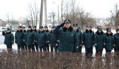 Panevėžio apskrities policija iškilmingai minėjo Lietuvos nepriklausomybės atkūrimo dieną