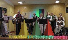 Šepetiškiai ir jų svečiai dainas skyrė Lietuvai