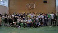 """""""Ąžuolo"""" krepšinio mokyklos čempionato finalinės kovos nugalėtojai – Kamajų gimnazija"""