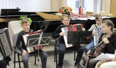 Šeimyninio muzikavimo tradicijų gaivinimas Rokiškyje