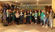 Kupiškio technologijos ir verslo mokyklos gimtadienis sutampa su Žemės diena