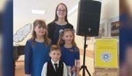 Rokiškėnų sėkmė Lietuvos jaunųjų dainininkų konkurse
