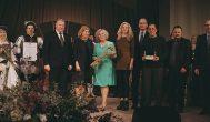 Savi ir svečiai pagerbė Anykščių kultūros centro pelnytą premiją