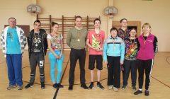Kupiškio seniūnijų stalo teniso ir smiginio varžybose – Kupiškio ir Šimonių seniūnijų pergalės