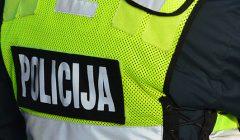 Policijos suvestinė: šaudymai Kupiškio Panevėžio gatvės degalinėje