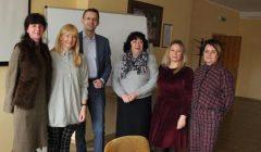 KTVM lankėsi žurnalistas, laidų vedėjas, rašytojas Andrius Tapinas