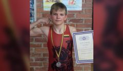 Lietuvos čempionate subatėnas Lukas Ulkė iškovojo sidabro medalį