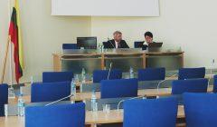Rokiškio rajono meras Antanas Vagonis atsiprašė dėl to, kas įvyko