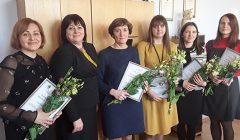 Pasveikintos geriausios Kupiškio, Rokiškio, Pasvalio ir Biržų teismo posėdžių sekretorės
