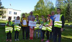 """""""Saugaus rato 2018"""" varžybų etapo nugalėtoja – Alizavos pagrindinės mokyklos komanda"""