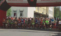 """Bėgime """"Anykščiai–Puntuko akmuo–Anykščiai"""" dalyvavo  ir Kupiškio bei Rokiškio bėgikai"""