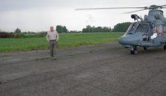 Gamtosaugininkai kariniu sraigtasparniu apžvelgė Kupiškio ir Rokiškio rajonus