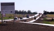 Baigiamas rekonstruoti kelias pro Noriūnus