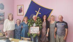 """Algirdas Gansiniauskas: """"Dėkoju visiems, kurie gyveno Kavarsko seniūnijos  rūpesčiais"""""""