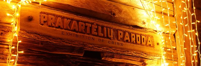 Rokiškio krašto muziejus vėl kviečia dalyvauti prakartėlių parodoje
