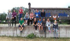 Salamiestėnų stovykla – bendravimo ir bendradarbiavimo įgūdžiams lavinti