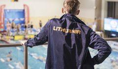 Lietuvos trumpo plaukimo čempionatas Anykščiuose