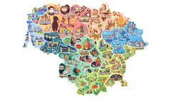 Šalies turizmo centrai kviečia… surinkti Lietuvą