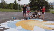 Senai Kupiškio krepšinio aikštelei – bendruomenės dėmesys