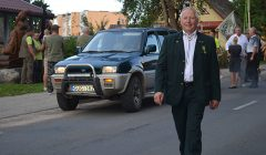 Kupiškėnui Bronislovui Domžai suteiktas Lietuvos medžiotojų garbės vardas